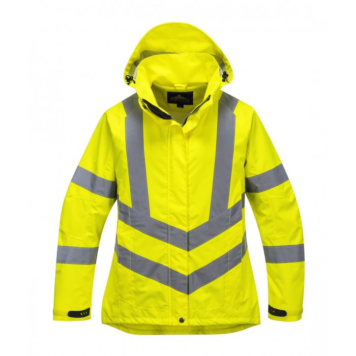 Portwest Ladies Hi-Vis Breathable Jacket - LW70