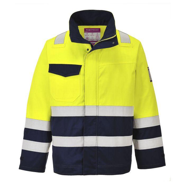 Portwest Hi-Vis MODAFLAME Jacket - MV25