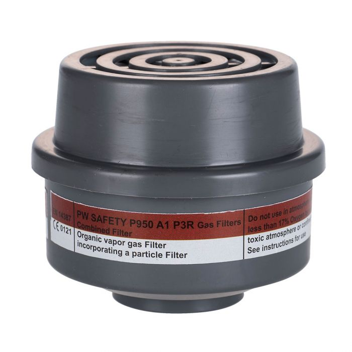 Portwest P950 Combination Filter Special Thread Connection - P950