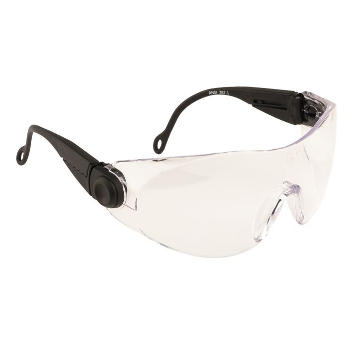 Portwest Contoured Safety Spectacle - PW31