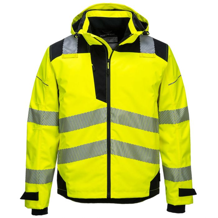 Portwest PW3 Extreme Breathable Rain Jacket - PW360