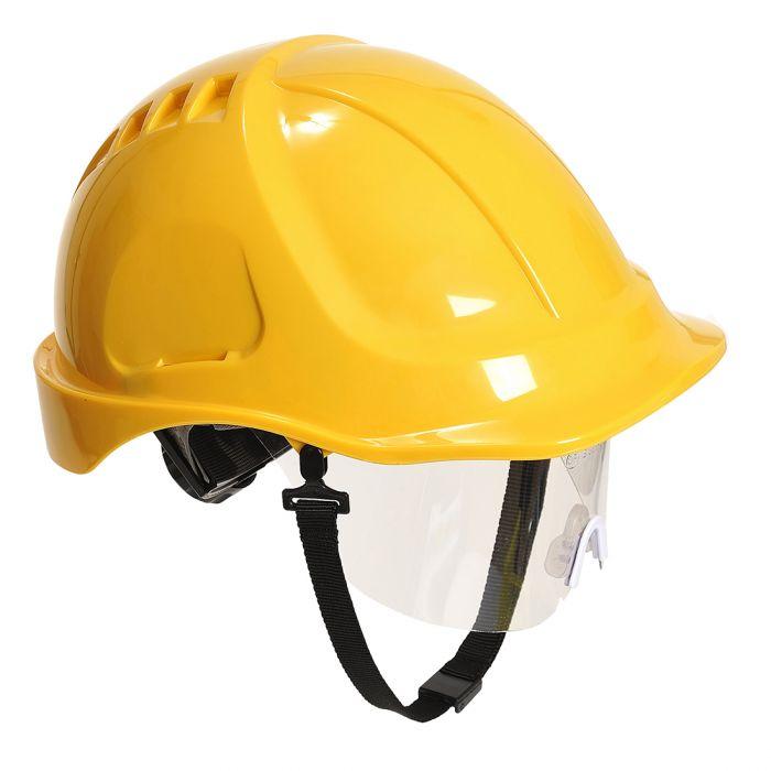 Portwest Endurance Plus Visor Helmet - PW54