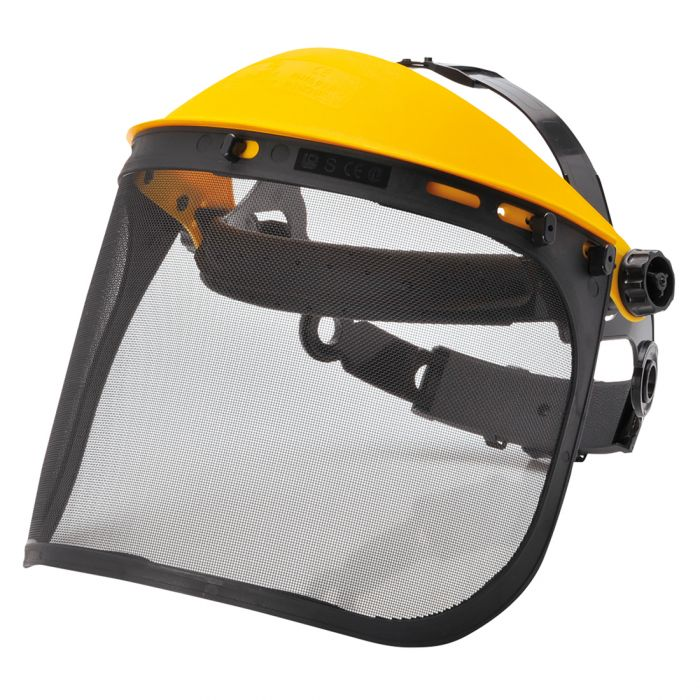 Portwest Browguard with Mesh Visor - PW93