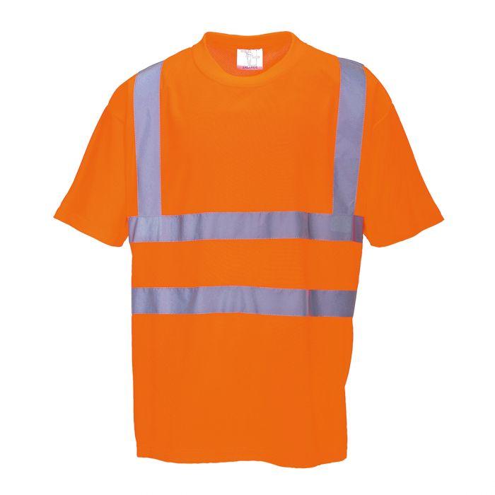 Portwest Hi-Vis T-Shirt RIS - RT23