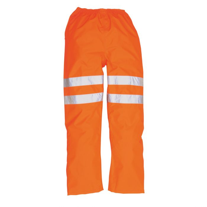 Portwest Hi-Vis Traffic Trousers, RIS - RT31