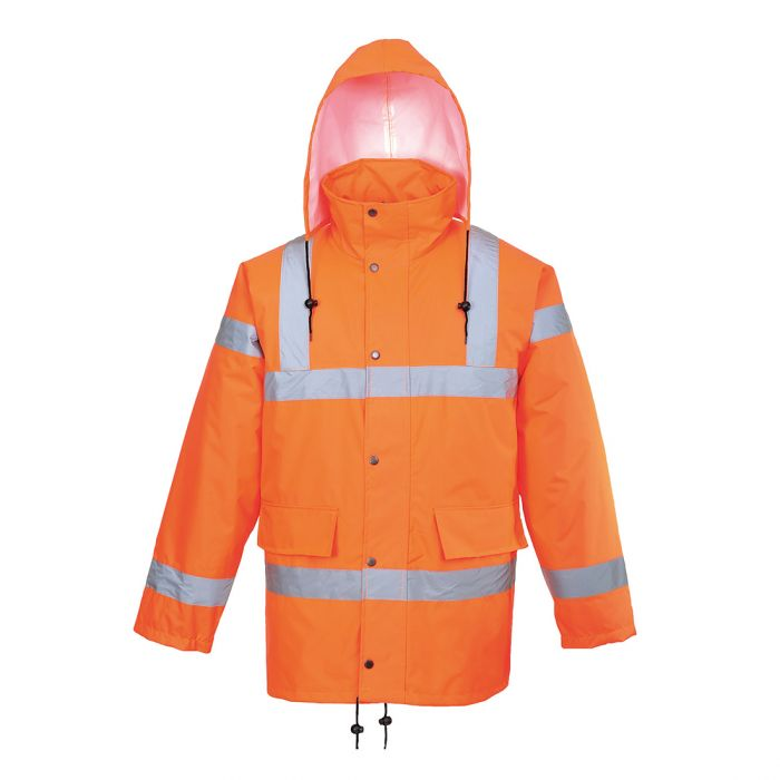 Portwest Hi-Vis Breathable Jacket RIS - RT34