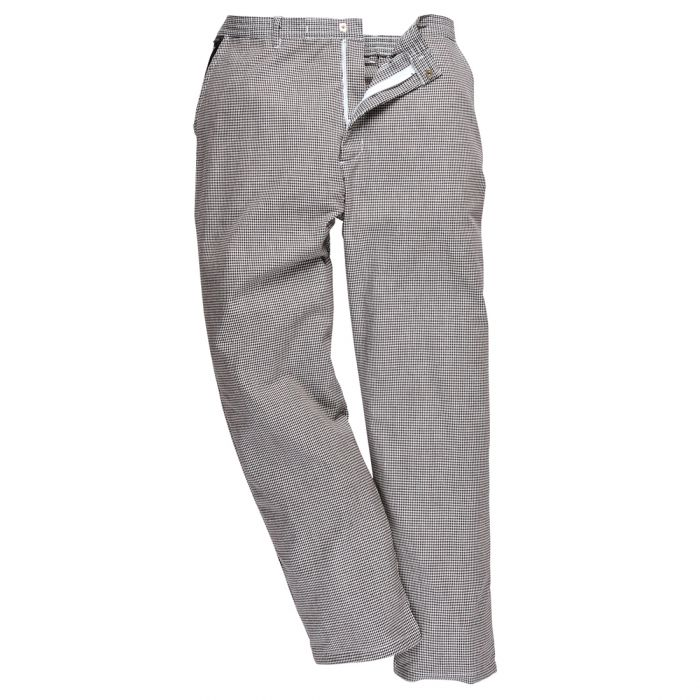 Portwest Harrow Chefs Trousers - S068