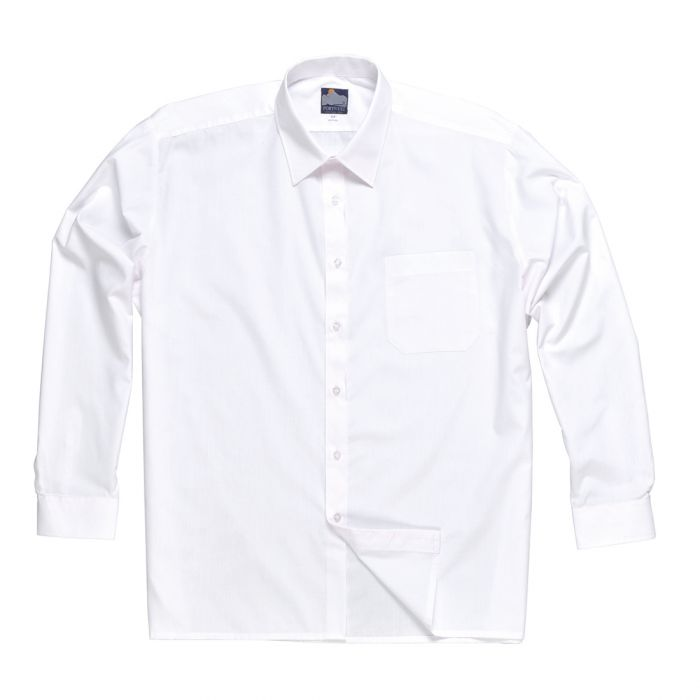 Portwest Classic Shirt, Long Sleeves - S103