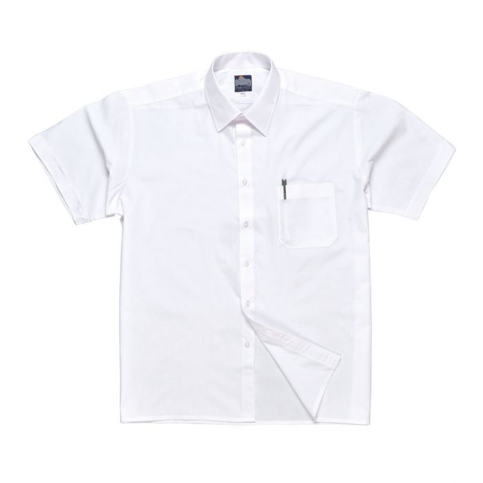 Portwest Classic Shirt, Short Sleeves - S104