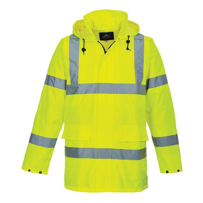 Portwest Hi-Vis Lite Traffic Jacket - S160