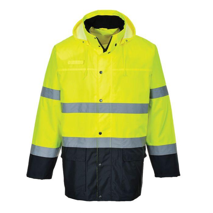 Portwest Lite Two-Tone Traffic Jacket - S166