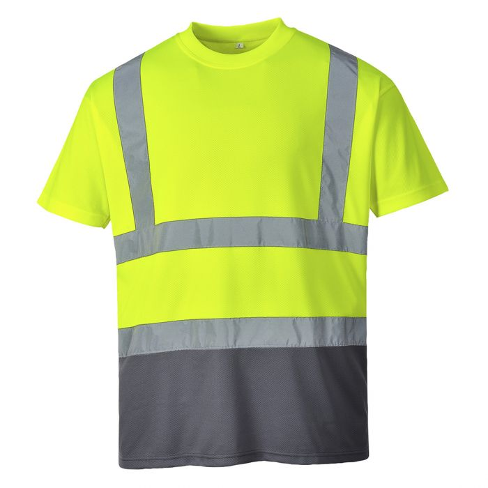 Portwest Two Tone T-Shirt - S378