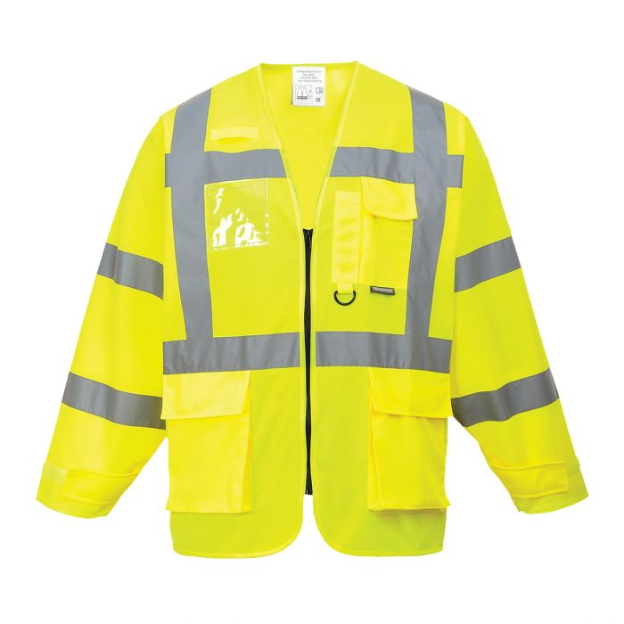 Portwest Hi-Vis Executive Jacket - S475