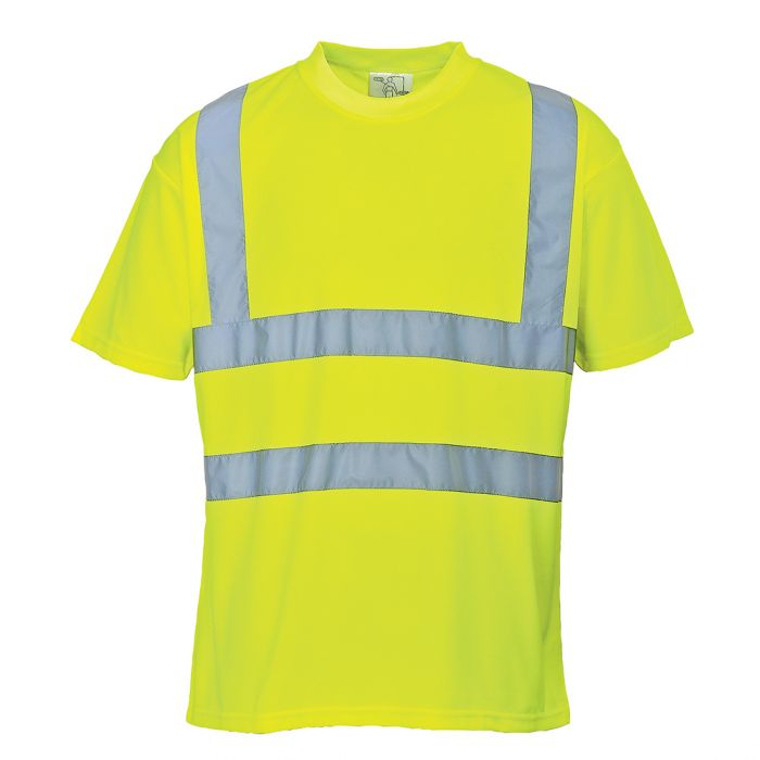 Portwest Hi-Vis T-Shirt - S478