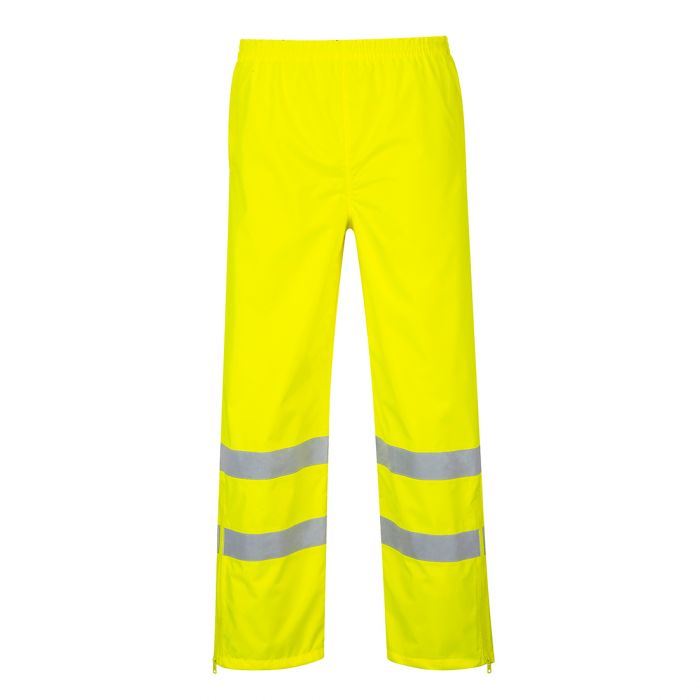 Portwest Hi-Vis Breathable Trousers - S487