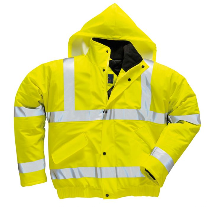 Portwest Sealtex Ultra Bomber Jacket (Yellow) - S498