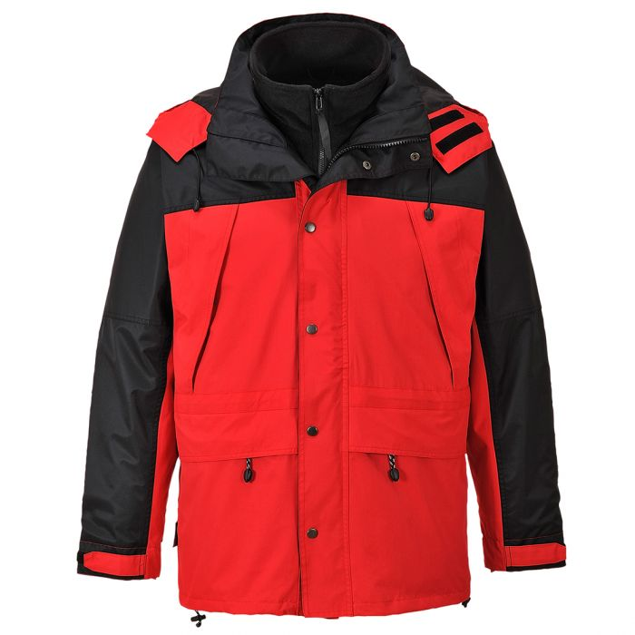 Portwest Orkney 3 in 1 Breathable Jacket - S532