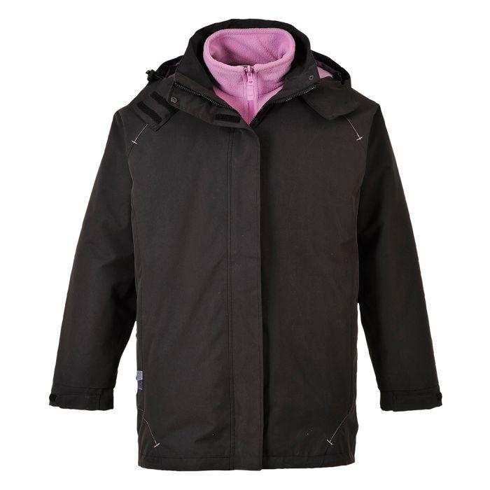 Portwest Elgin 3 in 1 Ladies Jacket - S571