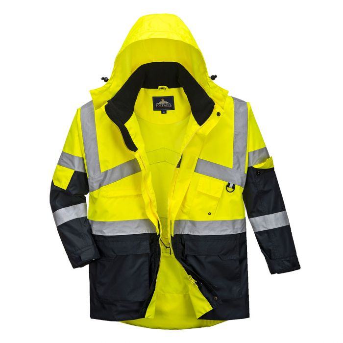 Portwest Hi-Vis 2-Tone Breathable Jacket - S760