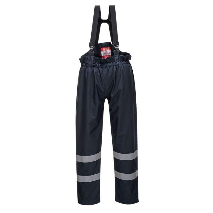 Portwest Bizflame Rain FR Multi Protection Unlined Trouser - S772