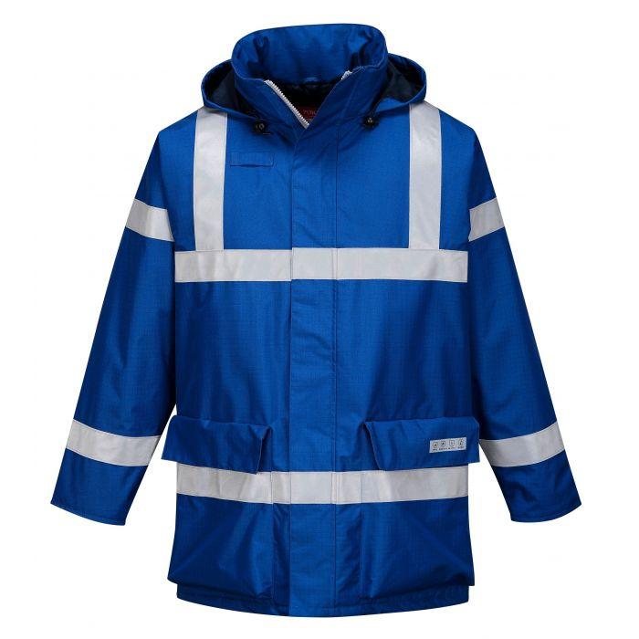 Portwest Bizflame Rain Anti-Static FR Jacket - S785