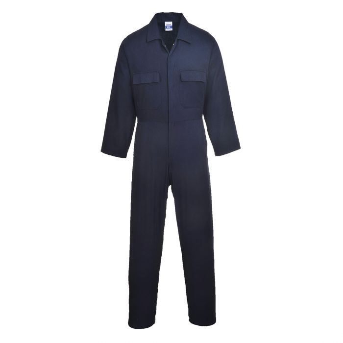 Portwest Euro Work Cotton Coverall - S998