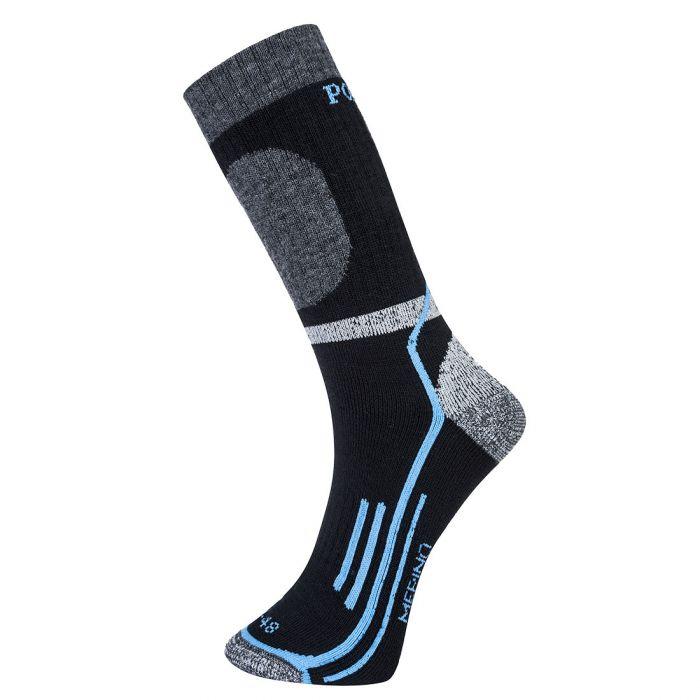 SK34 - Winter Merino Sock