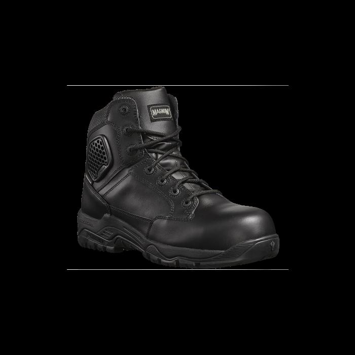 Magnum Strike Force 6.0 Metal-Free Side-Zip Waterproof Safety boot - M801550