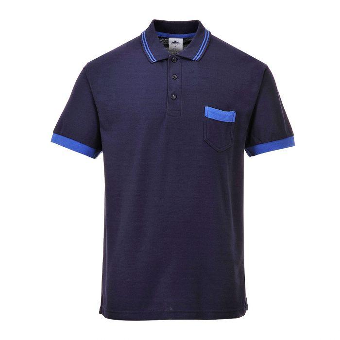 Portwest Portwest Texo Contrast Polo Shirt - TX20