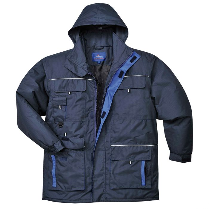 Portwest Portwest Texo Contrast Rain Jacket - TX30