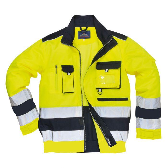 Portwest Lille Hi-Vis Jacket - TX50