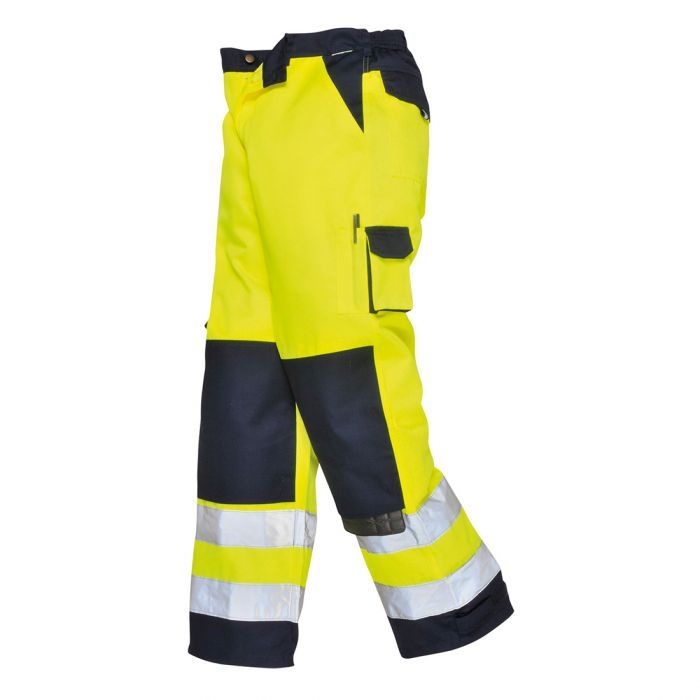 Portwest Lyon Hi-Vis Trousers - TX51