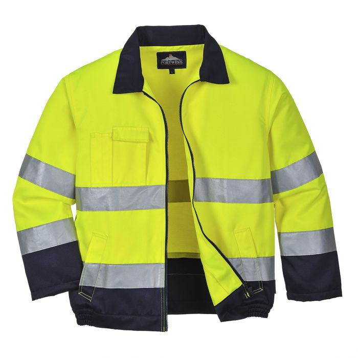 Portwest Madrid Hi-Vis Jacket - TX70