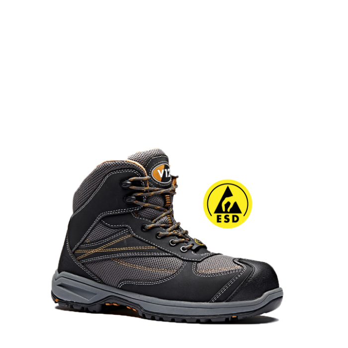 V1945 - TORQUE WOMEN'S IGS SAFETY BOOTS