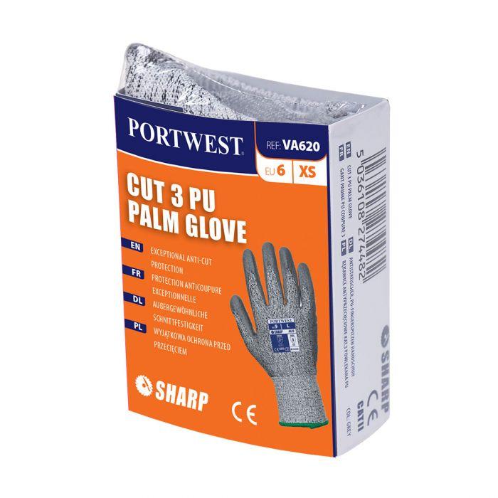 Portwest Vending LR Cut PU Palm Glove - VA620