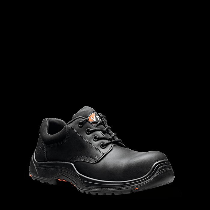 V12 TIGER IGS BLACK SAFETY SHOE - VR608.01