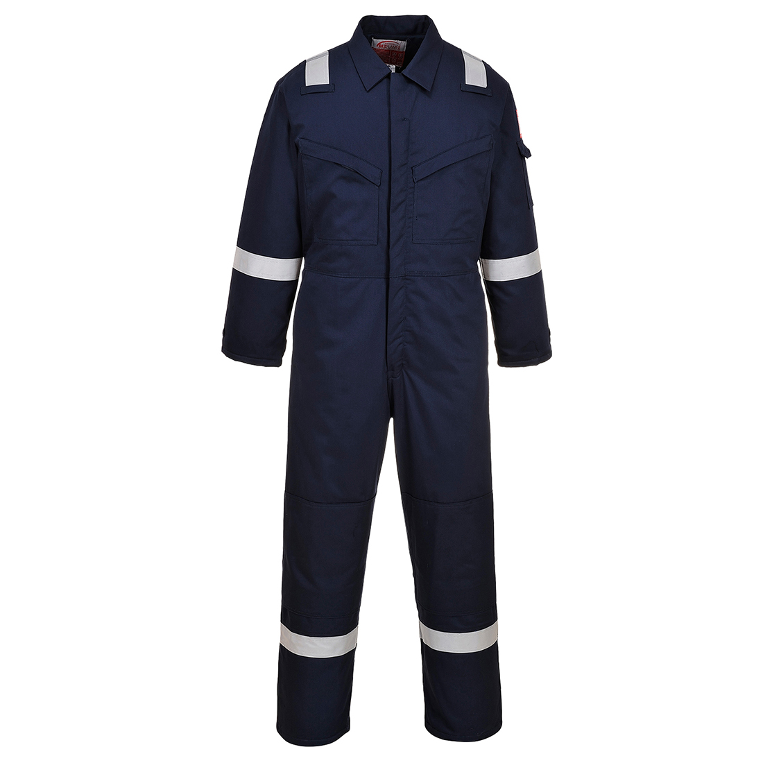 Portwest Padded Winter Anti-Static Coverall - FR52