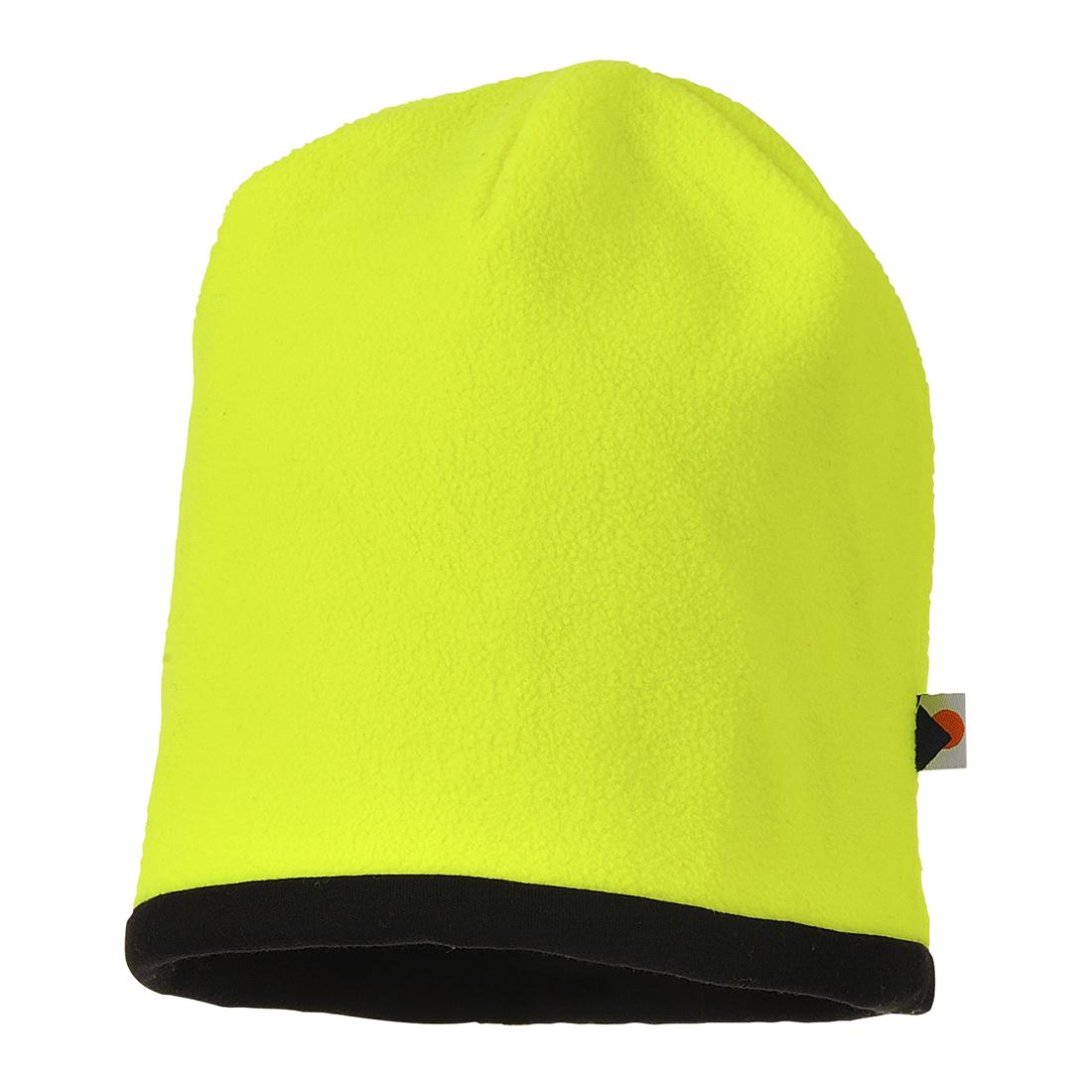 Portwest Reversible Hi-Vis Beanie Hat - HA14
