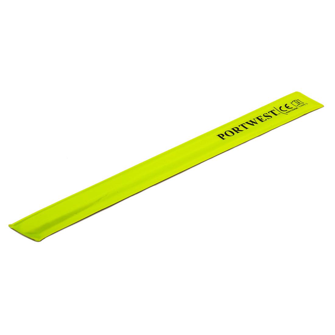 Portwest Reflective Slap Wrap Band 41 x 4cm - HV04