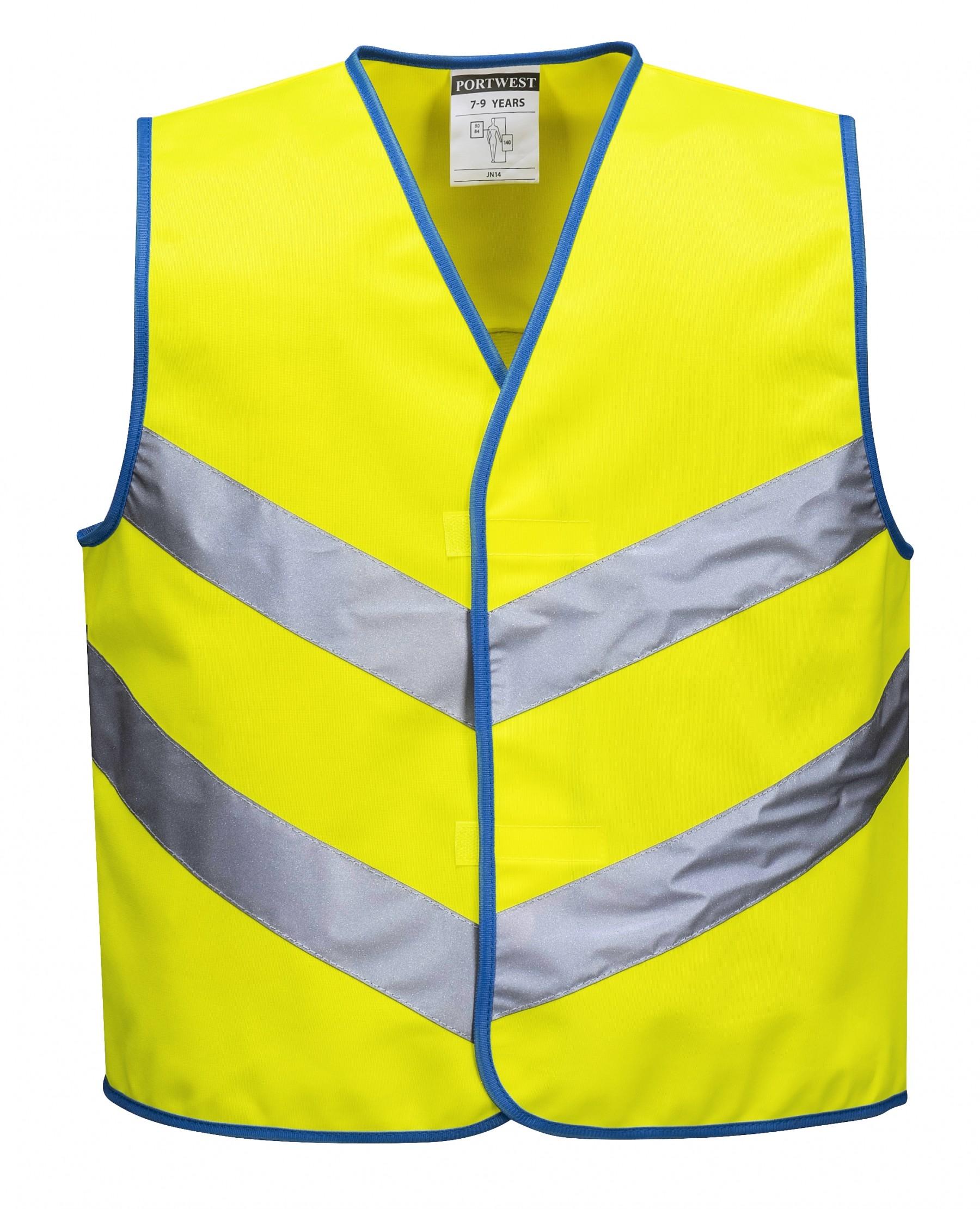 Portwest Junior Colour Bright Vest - JN15