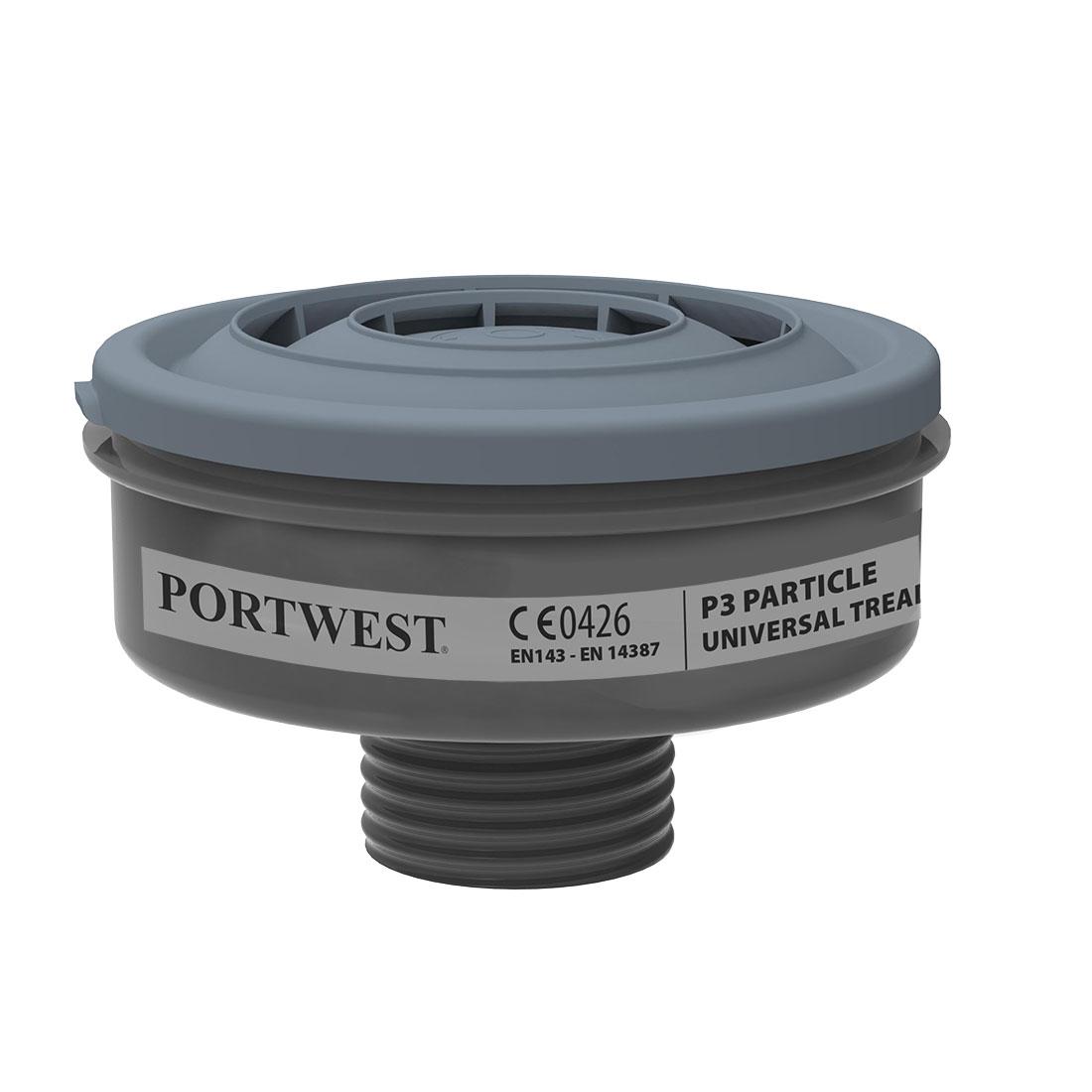Portwest P3 Particle Filter Universal Tread - P946