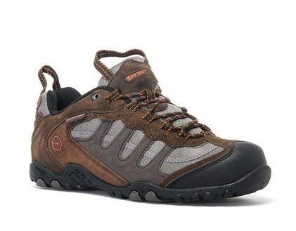 SIZE 8 ONLY - HI-TECH PENRITH WATERPROOF NON-SAFETY SHOE