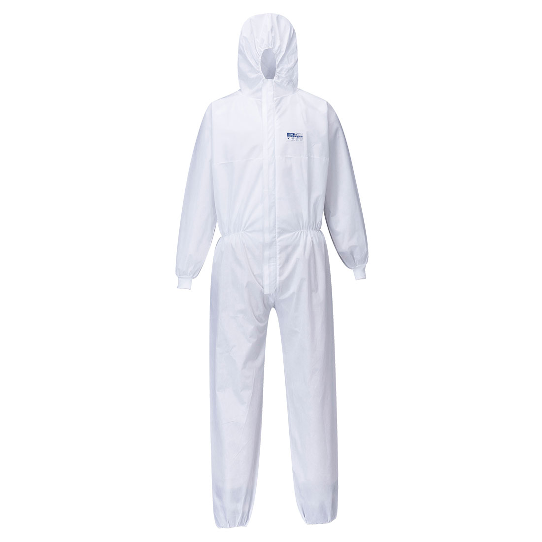 Portwest BizTex SMS Coverall With Knitted Cuff Type 5/6 - ST35