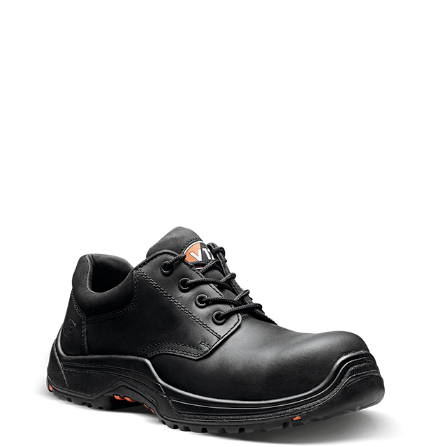 V12 TIGER IGS BLACK SAFETY SHOE - VR608.01