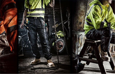 Workwear & Clothing